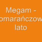 Megam - Pomarańczowe lato