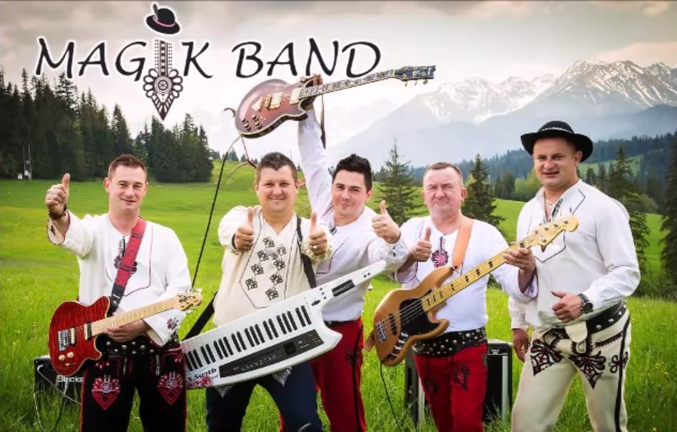 Magik Band - My są chłopcy swarni (Cover BACIARY)