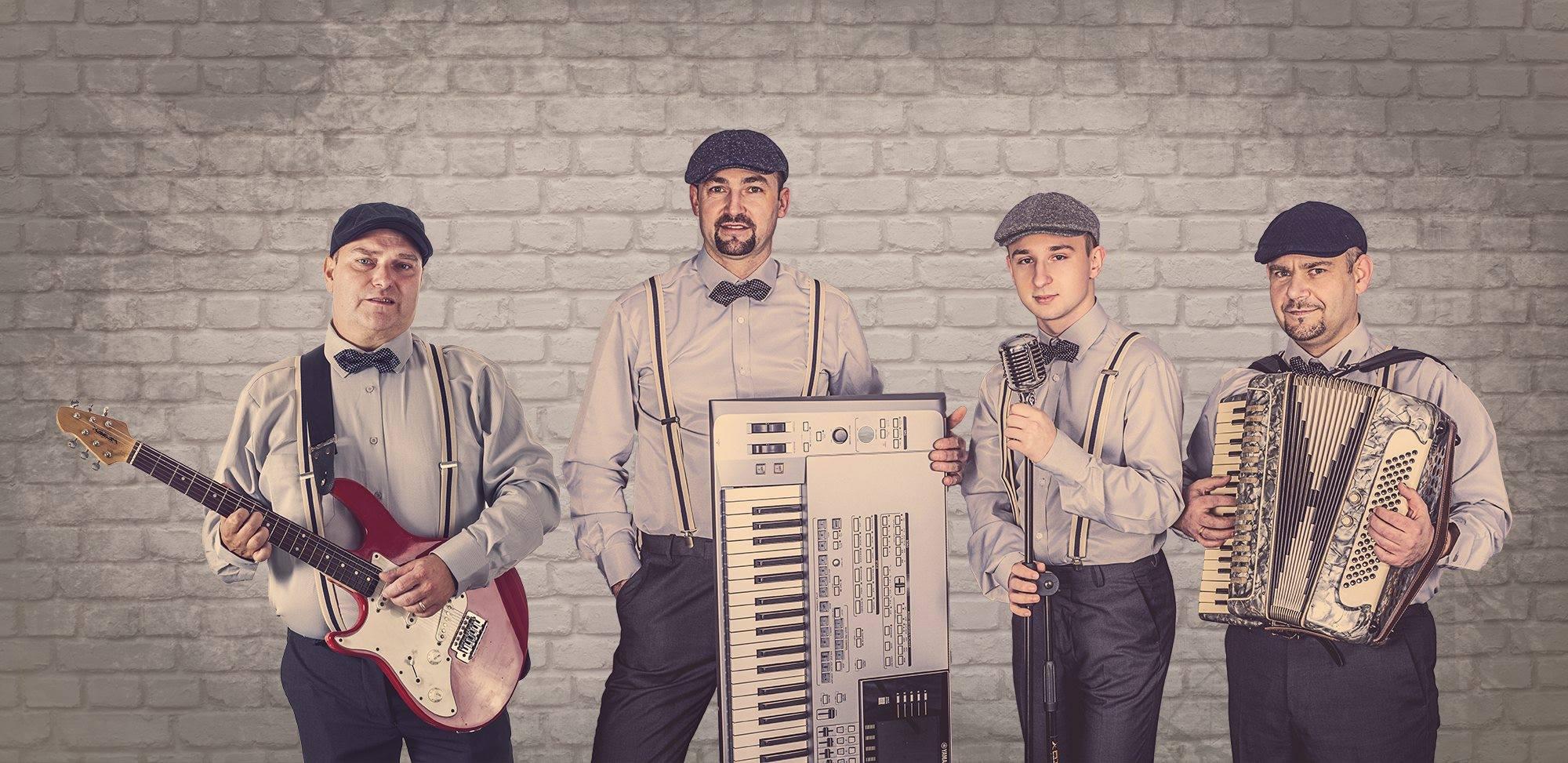 Zespół Muzyczny Retro Jesteśmy Zakochani Propozycja Piosenki Na